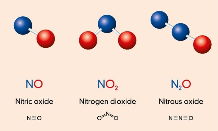 The Harmful Effects of Nitrogen Oxides