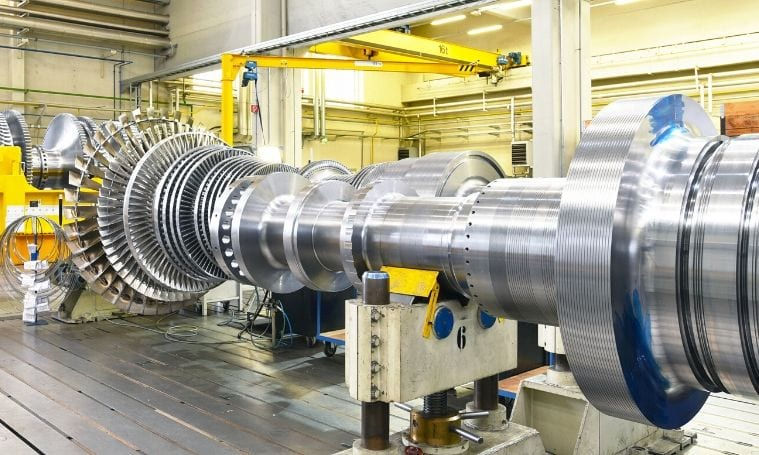 The Difference Between Steam and Gas Turbines