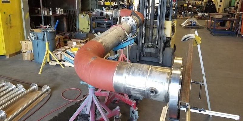 Jacketed Piping Replacement: Project Brief